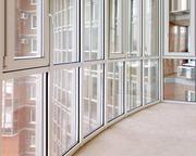 Окна балконы лоджии (вынос,  обшивка,  утепление). Французские балконы. - foto 1