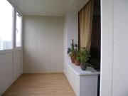 Окна балконы лоджии (вынос,  обшивка,  утепление). Французские балконы. - foto 3
