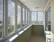 Окна балконы лоджии (вынос,  обшивка,  утепление). Французские балконы. - foto 5