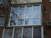 Окна балконы лоджии (вынос,  обшивка,  утепление). Французские балконы. - foto 6