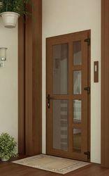 Двери пластиковые. Входные и межкомнатные. Недорого. - foto 3
