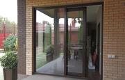 Раздвижные пластиковые двери и окна по доступной цене. - foto 2