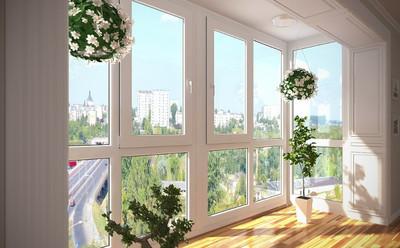 Окна балконы лоджии (вынос,  обшивка,  утепление). Французские балконы. - main