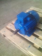 Электродвигатель АМУ-132-S-4 5.5 кВт. 1500 об.м.