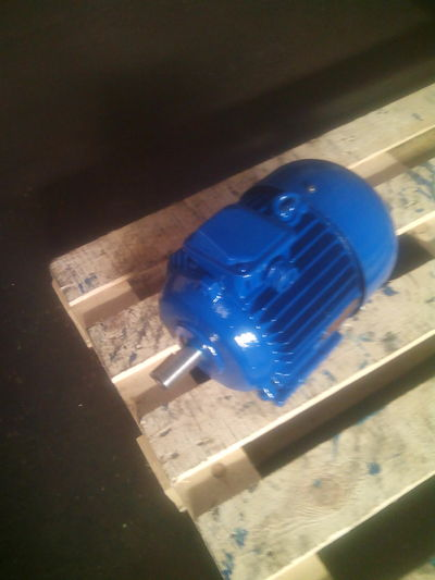Электродвигатель 4АМ-10-L-2 5.5  кВт. 3000 об.м. - main