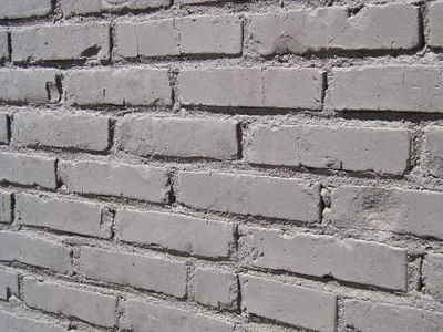 Покраска - бетонных и кирпичных поверхностей - краскопультом - main