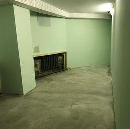Покраска - хозяйственных помещений,  складов - краскопультом - main