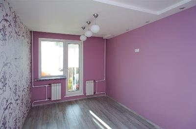 Покраска - стен,  потолков,  коробов - краскопультом - main