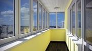 Пластиковое окно на лоджию Rehau  от Дизайн Пласт®  - foto 5