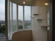 Остекление балконов и лоджий с нестандартными проемами  - foto 0