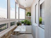 Остекление балконов и лоджий с нестандартными проемами  - foto 4
