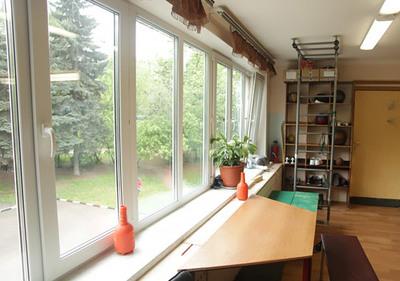 Пластиковое окно на лоджию Rehau  от Дизайн Пласт®  - main