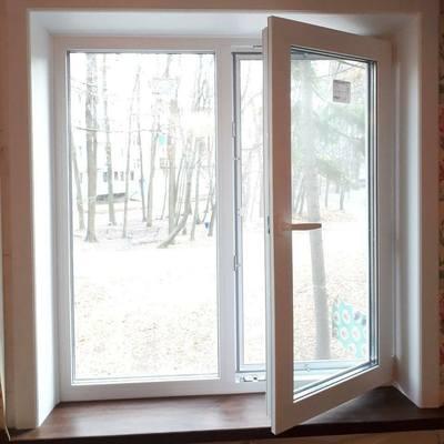 Окна Rehau - легендарное немецкое качество! - main