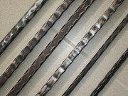 Труба вальцованная,  квадрат кованый,  прокат в ассортименте - foto 0