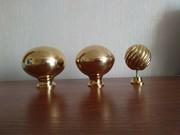 Латунные шары,  верхушки для лестниц. Латунь декоративная - foto 1