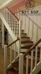 Пряmые стaндaртные лестницы - foto 0