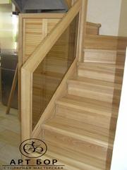 деревянные лестницы Киев - foto 0