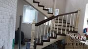 деревянные лестницы Киев - foto 2