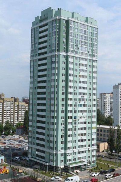 Шикарная квартира в Соломенском районе  - main