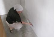 Шпаклевка под обои стен