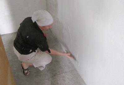Шпаклевка под обои стен  - main
