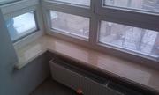 Підвіконня з мармуру мармурове підвіконня вікна будівництво будинок - foto 0