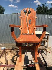 Мебель из массива дерева на заказ - foto 5