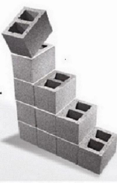 Вентиляционные системы. Керамзитобетонные вентиляционные блоки.  - main