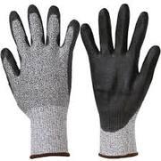 Кожаные профессиональные перчатки. - foto 0