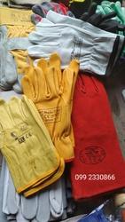 Кожаные профессиональные перчатки. - foto 3