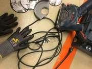 Кожаные профессиональные перчатки. - foto 4