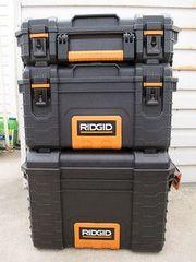 Ящик для транспортировки инструмента.