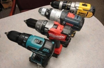 Аккумуляторный Bosch,  Milwaukee,  DeWalt,  Hilti. - main