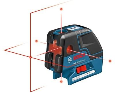 Лазерный Bosch GCL 25 Professional. - main