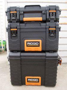 Ящик для транспортировки инструмента. - main
