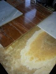 Слябы и плитка из мрамора олицетворяют и покоряют великолепием - foto 3