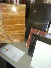 Слябы и плитка из мрамора олицетворяют и покоряют великолепием - foto 5