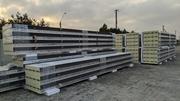 Седвіч-панелі дахові поліуретан (PUR) та пінополіізоціанурат (PIR) - foto 3