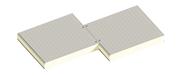 Седвіч-панелі стінові поліуретан (PUR) та пінополіізоціанурат (PIR) - foto 1