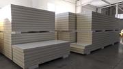 Седвіч-панелі стінові поліуретан (PUR) та пінополіізоціанурат (PIR) - foto 5