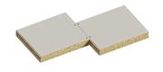 Седвіч-панелі стінові з наповнювачем мінеральна базальтова вата