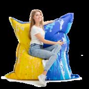 Кресло-мешок Подушка флаг Ukraine