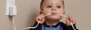 Как защитить детей от поражения электрическим током