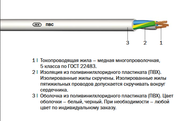 ПВС,  ШВВП,  H03VV-F,  H05VV-F,  «Интеркабель Киев
