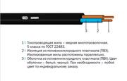 ПВС,  ШВВП,  H03VV-F,  H05VV-F,  «Интеркабель Киев - foto 0