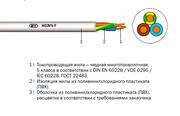 ПВС,  ШВВП,  H03VV-F,  H05VV-F,  «Интеркабель Киев - foto 1