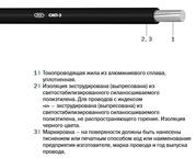 AAsXS(СИП-3),  AAsXSn(СИПн-3) «Интеркабель Киев»™