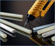 Многопрофильный монтажный клей в стиках (термоклеевые стержни)
