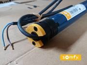 електродвигун Somfy Altus 40 rts  13.10 для РОЛЕТ та РУЛОННИХ ШТОР - foto 1