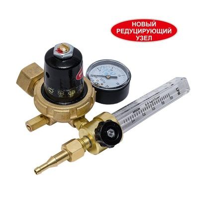 Регулятор расхода газа АР-40/У-30-2ДМ с ротаметром - main